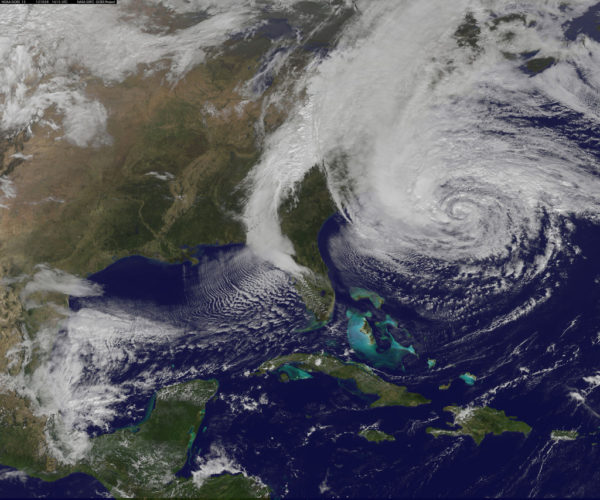 hurricane sandy and mold allergy