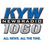 Logo of KYW Newsradio 1060 am