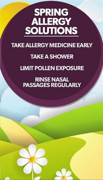 How to ease your seasonal allergies. Deo, Parminder (206419145)
