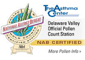 National Allergy Board Official Pollen Mold Ragweed Count Station
